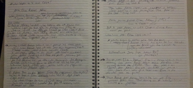 Behold... the worst handwriting in the world!